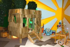 Kids Tree House Bedroom Top Design Steve Trupp