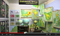Empirical Style pop-up shop video.