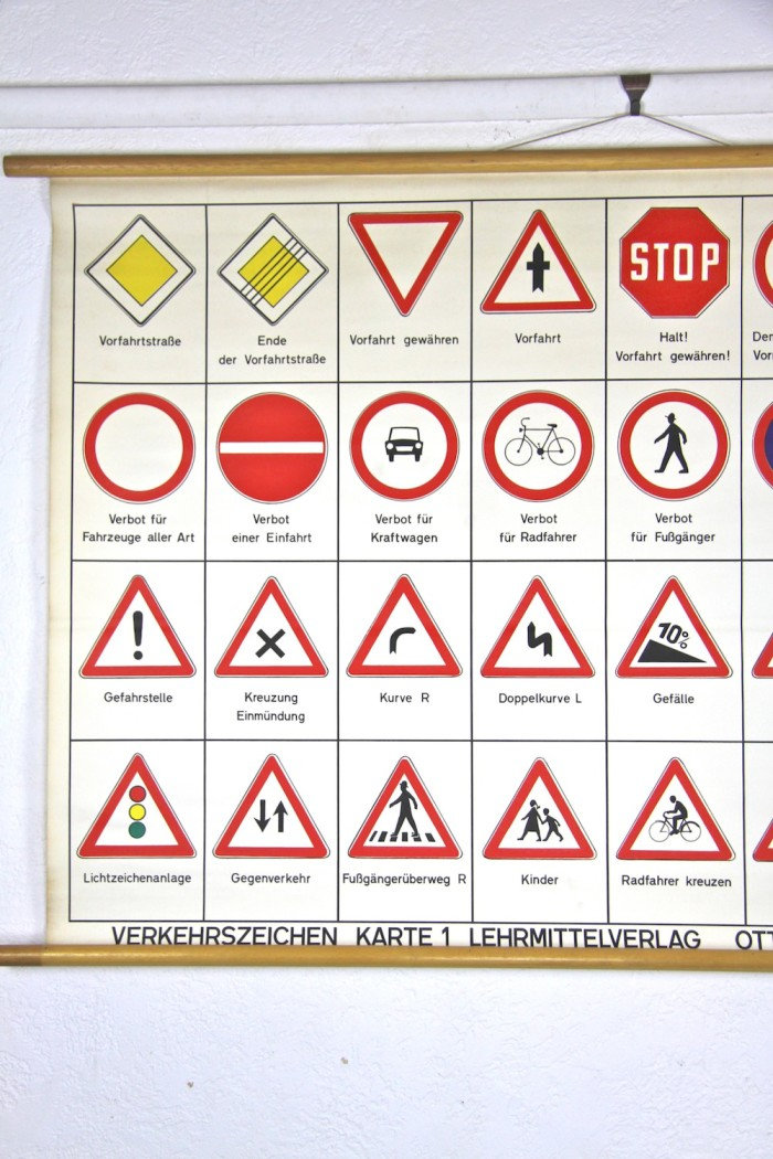 Road signs in germany pdf