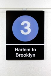 *Harlem to Brooklyn 3 line mini .