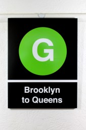 *Brooklyn to Queens G line mini .