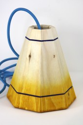 Crate Pendant Light *Small: Sweden