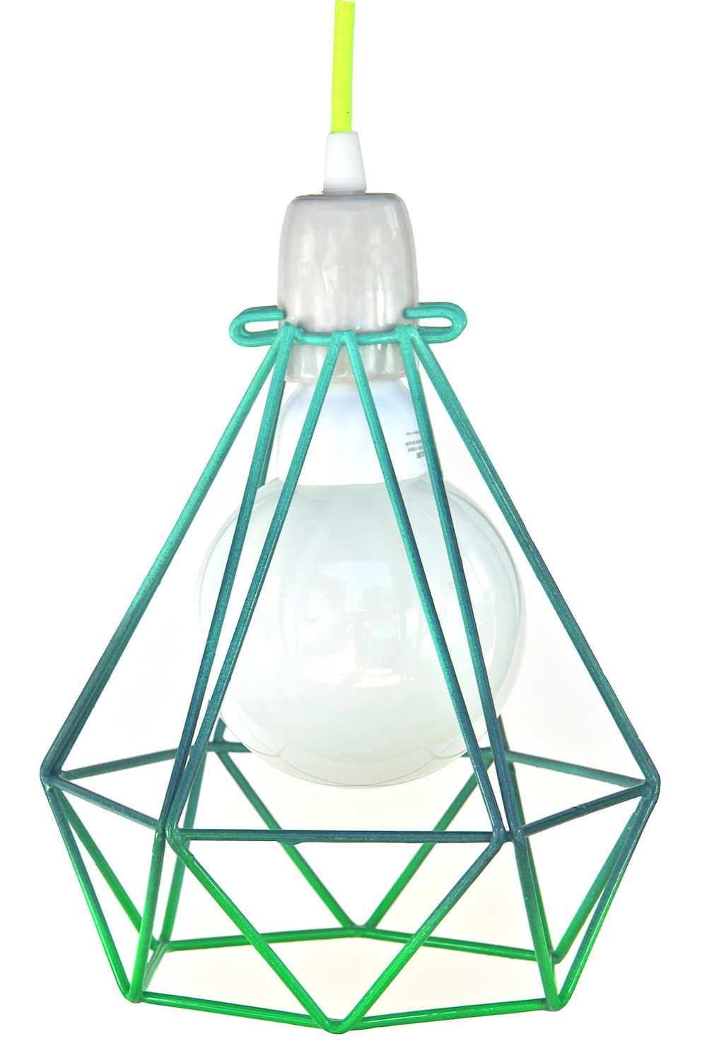 cage light pendant by empirical style vintage interiors design