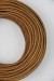 Empirical Style Cloth Cord Flex Electrical Cable Metallic Glitter_5724