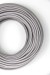 Empirical Style Cloth Cord Flex Electrical Cable_5654