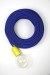 Empirical Style Cloth Cord Flex Electrical Cable_5707
