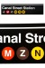 Canal Street Subway Sign