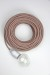 Creative Cables Australia New Zealand Cloth Cord Fabric Cable_7027