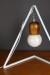 Empirical Style Geometric Light Stand Bedside Lamp Pendant Light_9405