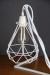 Empirical Style Geometric Light Stand Bedside Lamp Pendant Light_9410