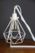 Empirical Style Geometric Light Stand Bedside Lamp Pendant Light_9412