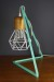 Empirical Style Geometric Light Stand Bedside Lamp Pendant Light_9421