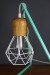 Empirical Style Geometric Light Stand Bedside Lamp Pendant Light_9427