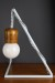 Empirical Style Geometric Light Stand Bedside Lamp Pendant Light_9402