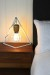 Empirical Style Geometric Light Stand Bedside Lamp Pendant Light_9517