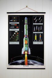 * Space Rocket German chart