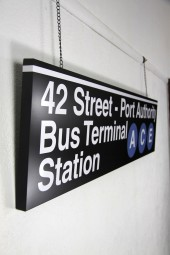 42 street port authority bus terminal station.