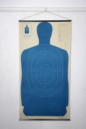 (g) Body Target solid Blue