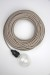Creative Cables Australia New Zealand Cloth Cord Fabric Cable_7064